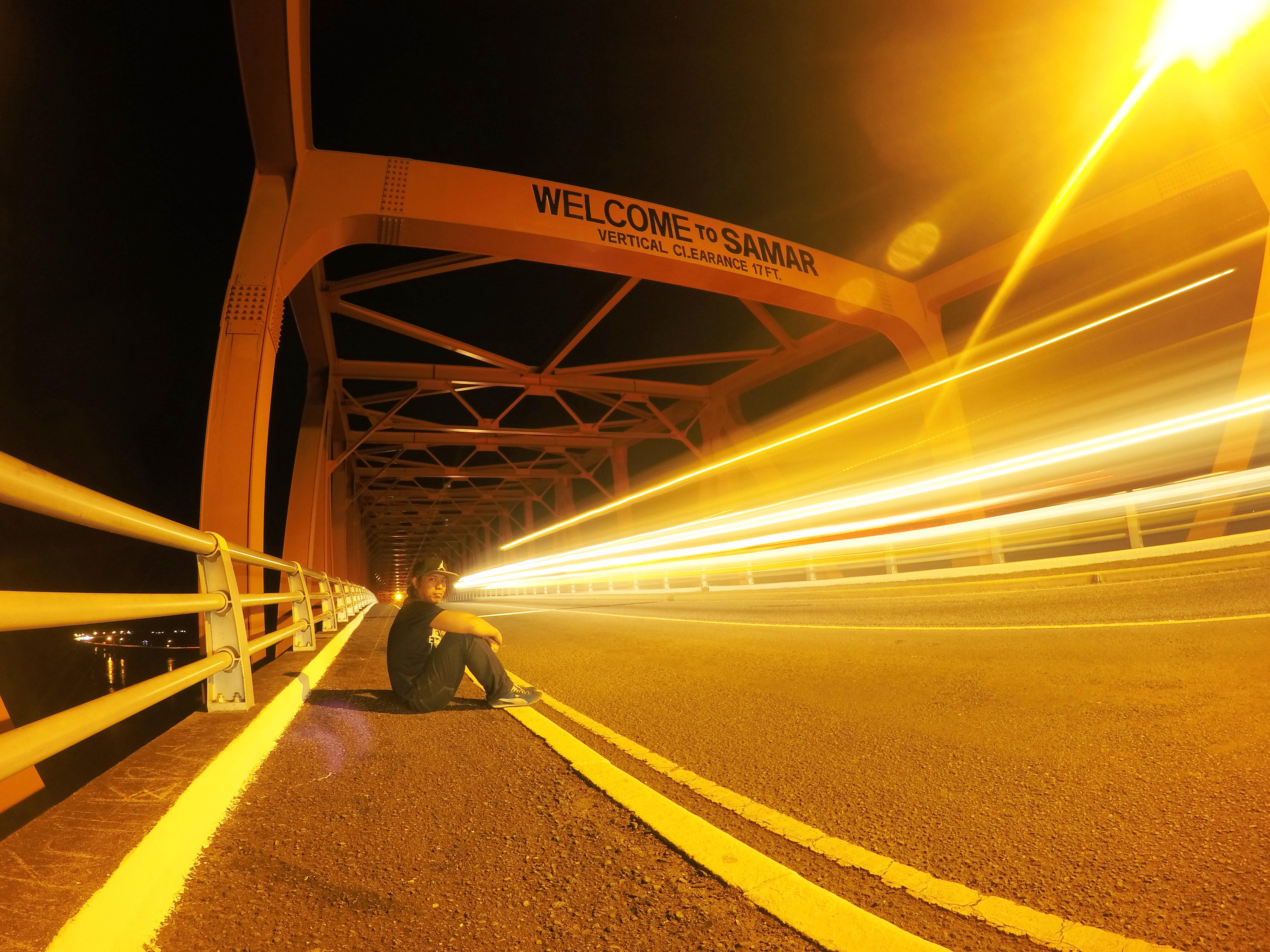 San Juanico Bridge-Tacloban