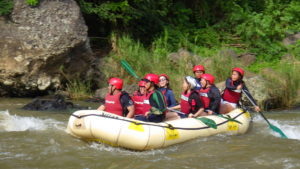 White Water Rafting CDO