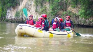 CDO White Water Rafting